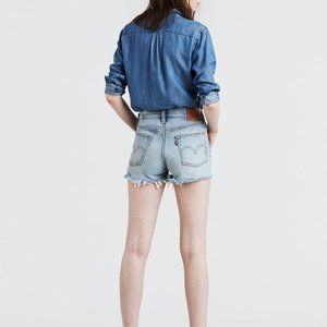 Levi's 501® HIGH RISE WOMENS SHORTS